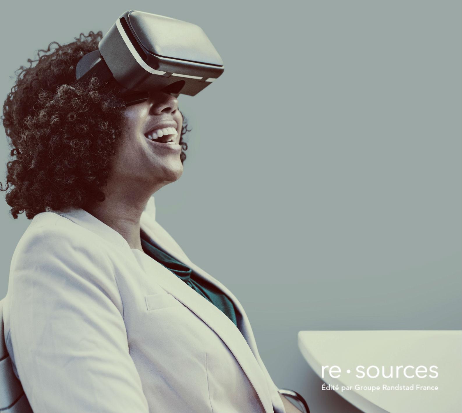 La réalité virtuelle apparaît